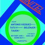 Belén Zer @ MINITEL Noche de amor y electrónica 06-10-17
