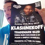 The TRICKSTA Show #036 -24.05.17 - DJ Tricksta