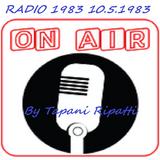 RADIO 1983 By Tapani Ripatti 10.5.1983