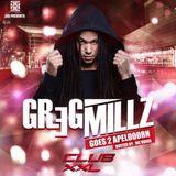 The Official MILLZCITY on TOUR Promotape - DJ Greg Millz goes Apeldoorn