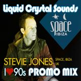 STEVIE JONES (UK) - LCS 'Nostalgia' Promo Mix (April 2012)