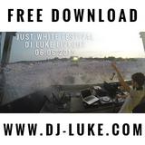 DJ Luke -live- at Just White Festival in Front of 30.000 People @ Hessentag / Hofgeismar / Germany
