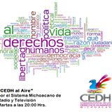 CEDH al aire candidaturas independientes