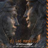 DJ Led Manville - Funker Versus Vogt [DJ Set] (2016)