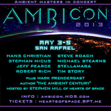 Michael Stearns - Live AmbiCon 2013