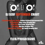 Micro Mix: DJ Serf September Chart
