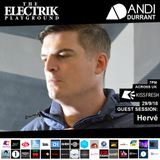Electrik Playground 29/9/18 inc. Hervé Guest Session
