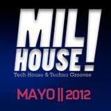 Milhouse! Mayo 2012
