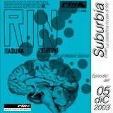 SUBURBIA CHART Edizione del 05 Dicembre 2003 - RIN RADIO ITALIA NETWORK