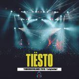 Tiësto - LIVE @ Tomorrowland Weekend 2, 27/07/18