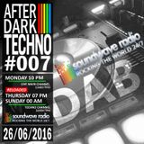 After Dark Techno 26/06/2017 on soundwaveradio.net