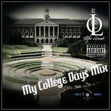 My College Days Mix
