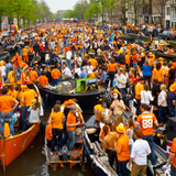 Show 234: King's Day and the Netherlands