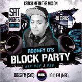 THE BLOCK PARTY (MIX 16) - KIIS 106.5FM by DJ QRIUS