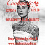 Welcome to Club Squisito Ep05-A special session by Mirco B. (CoolMusicRadio Spain22/05/14