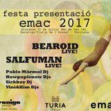 Presentación EMAC 2017 (@Naraniga, Summer 2016)