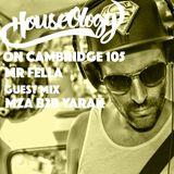 HouseOlogy Radio 14.05.16 MZA b2b Yarak guest mix