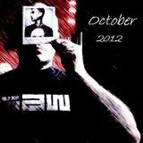 Antonio Pedone Dj live mix OCtober 2012