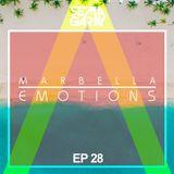 MARBELLA EMOTIONS EP.028 mixed by Sema Garay (DEEP HOUSE)
