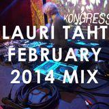 Lauri Täht February mix 2014