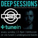 Deep Sessions 001 - LDN FM