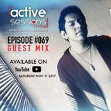 Active Sessions Live #069 Guest Mix LM