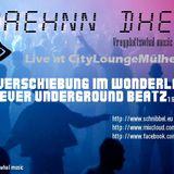 Klangverschiebung im Wonderland - Best ever Underground Beatz(15-May-2013) Live @ CityLoungeMülheim