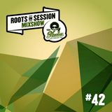 RootsInSession Mixshow No. 42 @ Radio Nula (3.5.2019) - Guest Dj Lionshine