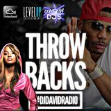 THROWBACK SESSION    HEAR HITS FROM NELLY, PRETTY RICKY, LIL WAYNE, AND MORE! #DJDAVIDRADIO