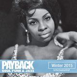 PAYBACK Soul Funk & Jazz Winter 2015 Selection