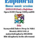 "2019.8.10""Euphoria""house music session/macorin.mp3"