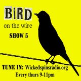 Bird on the Wire Show 5