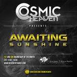 Cosmic Heaven - Awaiting Sunshine 141 (16.10.2019) [Discover Trance Radio]