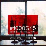 Super 45 #1000 (martes 15 de diciembre, 2015) Parte 01/03