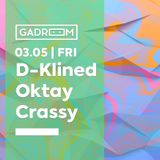 D-Klined - Opening Set @ GadRoom Varna 03.05.2019