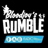 Bloodjoy's Rumble - Show #12 - Apr 12, 2015