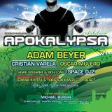Cristian Varela - Live @ Apokalypsa 30, Czech Republic (21-11-2008)
