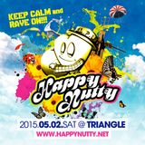 DJ Yoshiyuki - Warm Up 2 Happy Nutty 2015 Mix