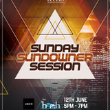 HARSH - SUNDAY SUNDOWNER SESSION at KYRO 12th June 2016