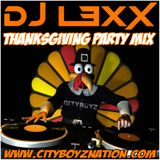 Thanksgiving Party Mix - DJ L3XX