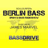 Berlin Bass 050 - Guest Mix by JAMES MARVEL