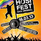 Sneak preview to HOSI Fest 16 March 2013 by DJane Skou