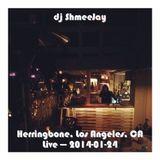 Live at Herringbone (Los Angeles, CA) – 2014-01-24