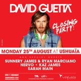 David Guetta - Live @ Ushuaia Ibiza - 25.08.2014