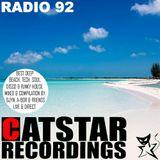 CATSTAR RECORDINGS RADIO SHOW 92