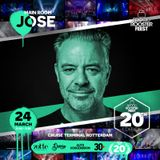 DJ JOSE for BROODROOSTER, 24-03-2018, Cruise Terminal Rotterdam (Februari-2018)