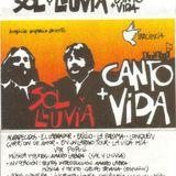 Sol y Lluvia. Canto + Vida. Autoedición. 1986. Chile