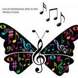 GIULIO MIGNOGNA AND DJ PAX PRODUCTIONS