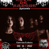 Programa Cova de Sangue - #32 - Entrevista com a banda Pandemmy (08.11.2017)