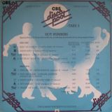 GREG WILSON PRESENTS THE ORIGINAL BRITISH MIXES - CBS DISCO POOL 'HOT NUMBERS' 1979